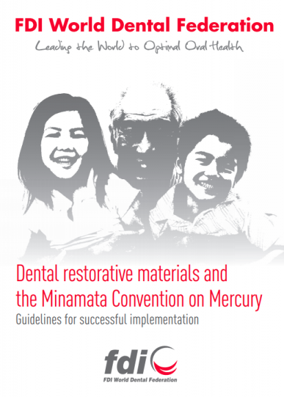 Dental restorative materials and the Minamata Convention on Mercury_brochure