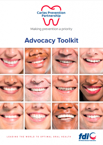 Caries prevention and management advocacy toolkit_toolkit